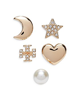 Tory Burch - Celestial Studs, Set of 5