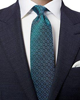 Eton - Floral Silk Classic Tie