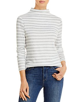 BeachLunchLounge - Shaylah Striped Top