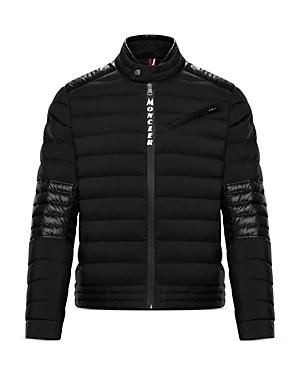 Moncler Yvoire Down Biker Jacket