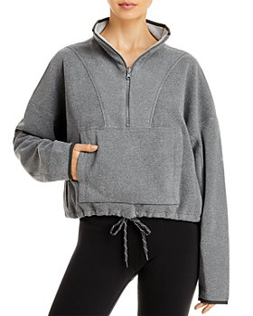 Alo Yoga - Yin Yang Half Zip Pullover