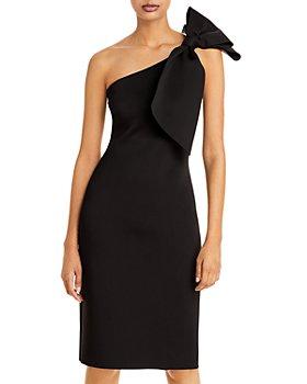 Eliza J - One Shoulder Cocktail Dress