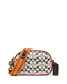 COACH - Badge Camera Crossbody