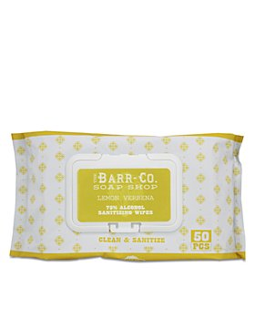 Barr-Co. - Lemon Verbena Sanitizing Wipes