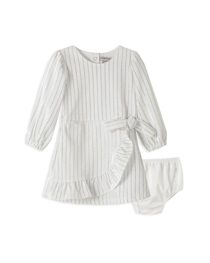 Habitual Kids Girls' Aubrielle Puff Sleeve Dress & Bloomers Set - Baby  | Bloomingdale's