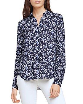 L'AGENCE - Holly Floral Print Shirt