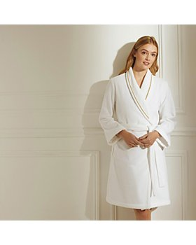 Yves Delorme - Victoire Cotton Blend Robe