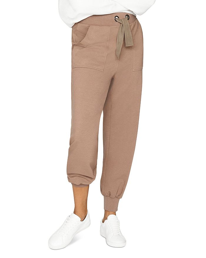 b new york - Recycled Ribbed Joggers