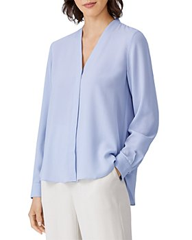 Eileen Fisher - Silk Shirt