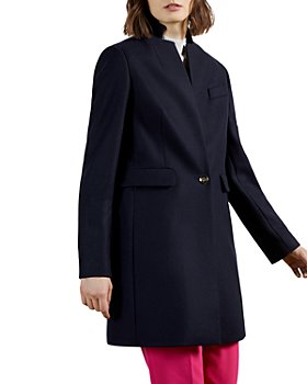 Ted Baker - Bianza Star Collar Coat