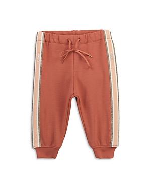 Chloé Pants GIRLS' LOGO SIDE STRIPE PANTS - BABY