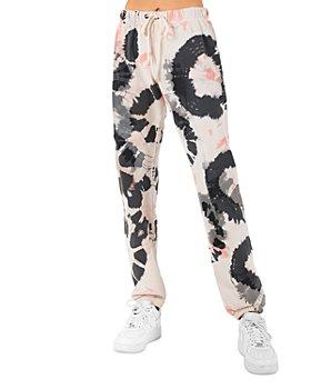 PAM & GELA - Tie-Dye Jogger Sweatpants