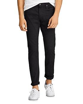 Polo Ralph Lauren - Sullivan Slim Fit Jeans in Black
