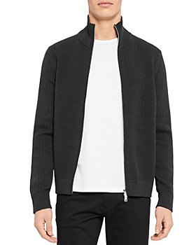 Theory - Todd Eco Breach Full Zip Sweater
