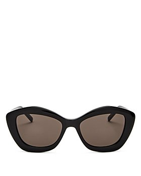 Saint Laurent - Women's Cat Eye Sunglasses, 54mm