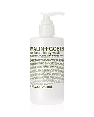 Malin+Goetz Rum Hand + Body Wash