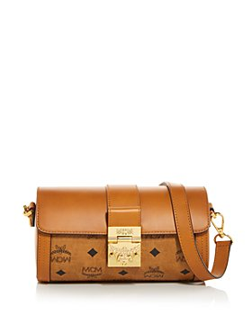 MCM - Tracy Visetos Small Leather Crossbody