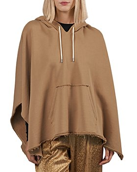 ATM Anthony Thomas Melillo - French Terry Hooded Cape
