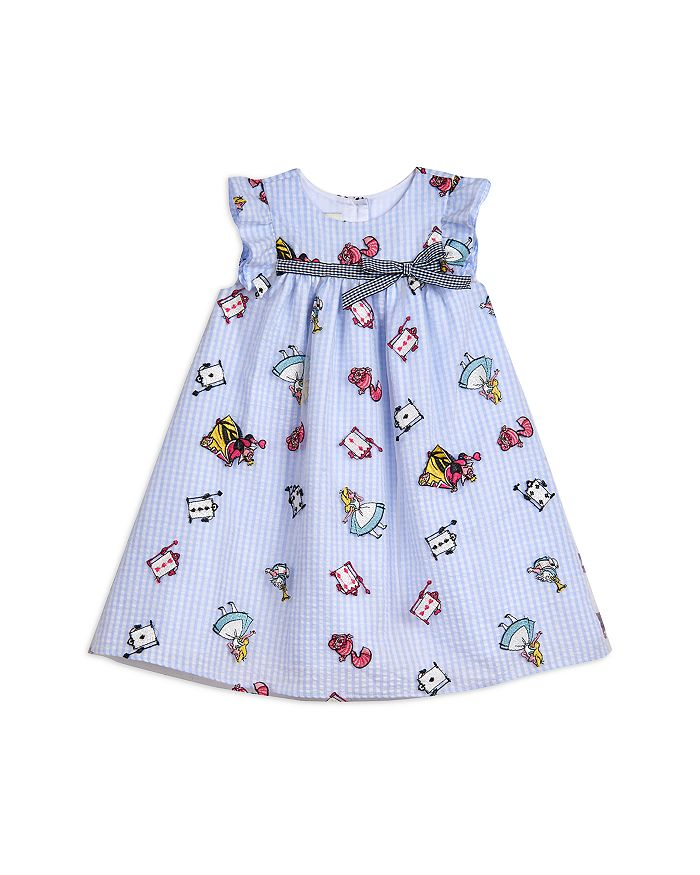 PIPPA & JULIE Dresses GIRLS' ALICE EMBROIDERED FLOAT DRESS - LITTLE KID