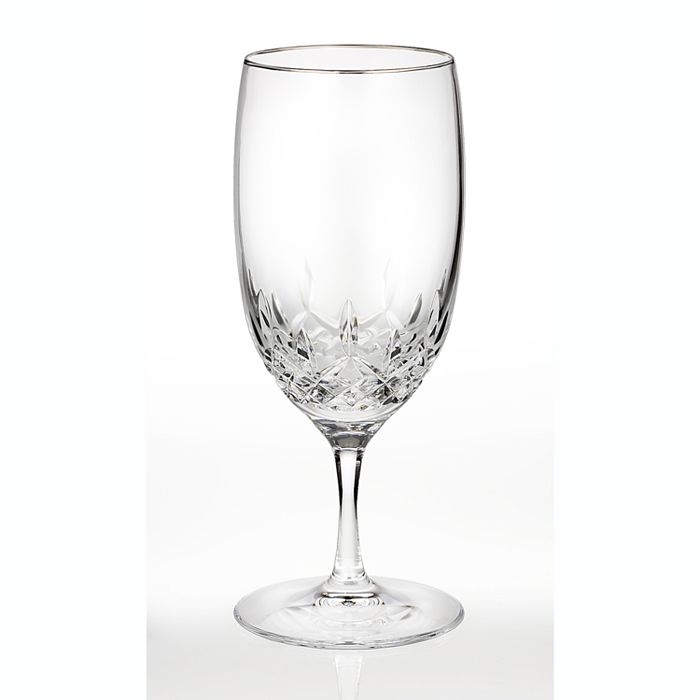Waterford - Lismore Essence Platinum Iced Beverage Glass