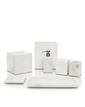 SFERRA - Pietra Marble Bath Accessory Collection