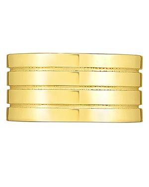 Roberto Coin 18K Yellow Gold Portofino Band