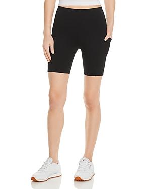 Mark New York Performance High Rise Bike Shorts