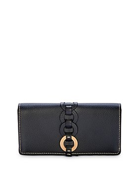Chloé - Darryl Leather Continental Wallet