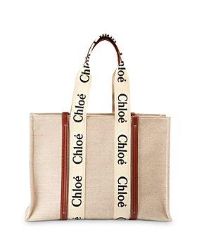 Chloé - Woody Large Tote Bag
