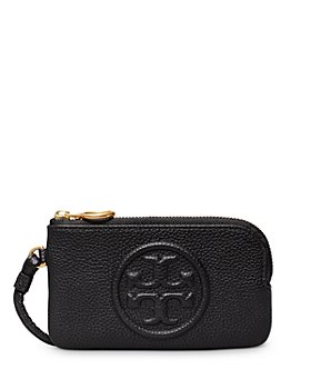 Tory Burch - Perry Bombe Leather Wristlet