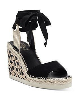 VINCE CAMUTO - Women's Bendsen Espadrille Wedge Sandals