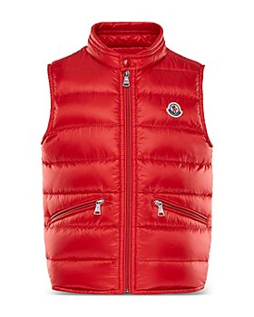 Moncler - Girls' Down Vest - Little Kid, Big Kid