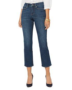 NYDJ - Marilyn Straight Leg Ankle Jeans