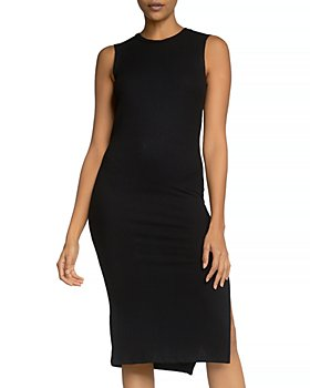 Elan - Ribbed Knit Dress