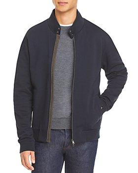 Herno - Zip Front Sweater