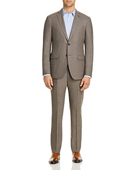 John Varvatos Star USA - Bleecker Sharkskin Slim Fit Suit Separates