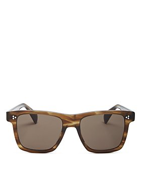 Oliver Peoples - Unisex Casian Square Sunglasses, 54mm