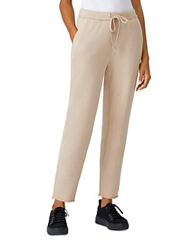 Eileen Fisher Petites - Ankle Drawstring Track Pants