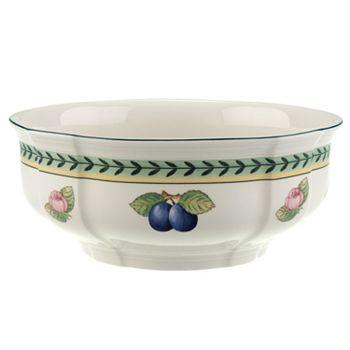 Villeroy & Boch - French Garden Fleurence Round Vegetable Bowl