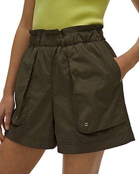 Helmut Lang - Paperbag Shorts