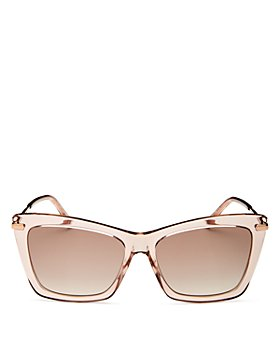Jimmy Choo - Women's Square Sunglasses, 56mm