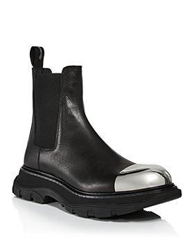 Alexander McQUEEN - Men's Tread Chelsea Boots