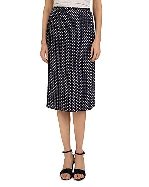 Lavinia Pleated Sun Skirt