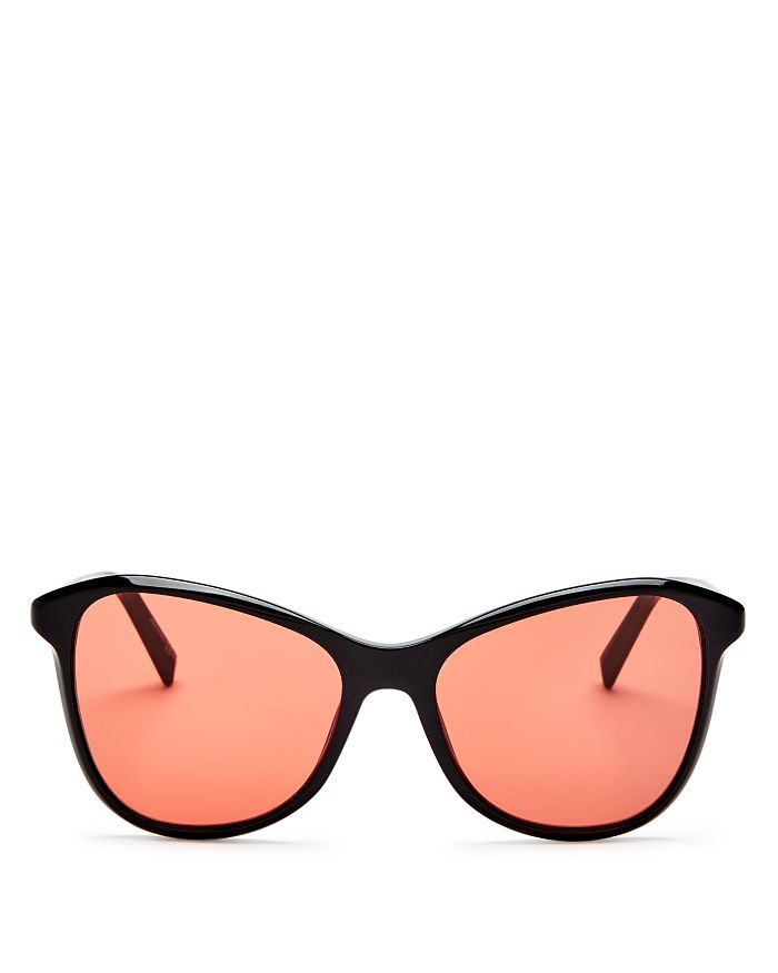 Givenchy Women's Cat Eye Sunglasses, 56mm In Black