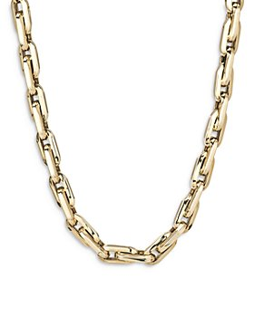 Adina Reyter - 14K Yellow Gold Thick Cable Chain Necklace, 16""