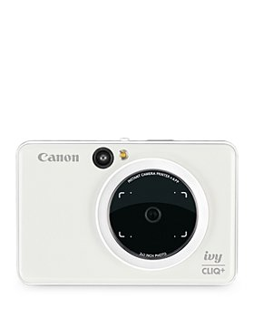 Canon - IVY CLIQ+ Instant Camera & Portable Printer + App