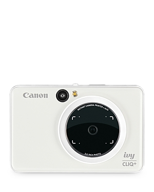 Ivy Cliq+ Instant Camera & Portable Printer + App