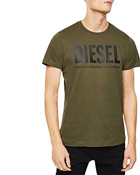 Diesel - Diegos Graphic Logo Tee