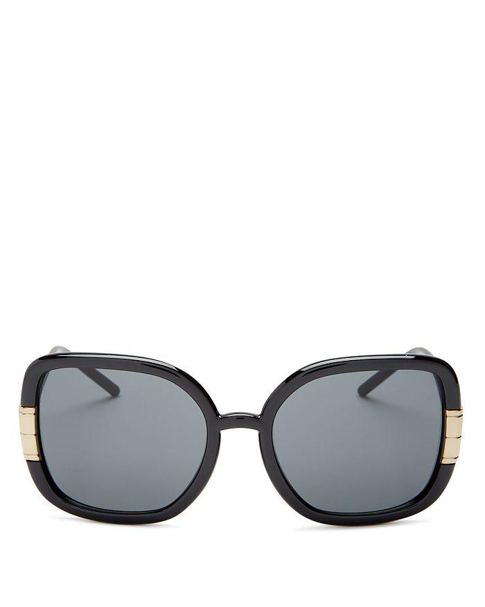Tory Burch - Women's Square Sunglasses, 56mm