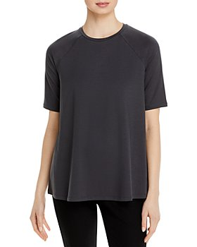 Eileen Fisher - Boxy Tee - 100% Exclusive